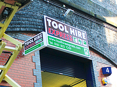 Tools for hire at A-Plant