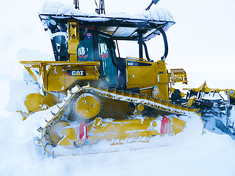 Cold start success for Antarctic explorers