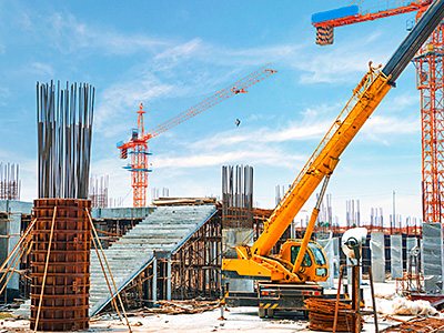 ONS figures point to upturn in construction
