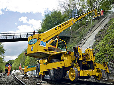 Exacting League Table For Rail Firms Project Plant