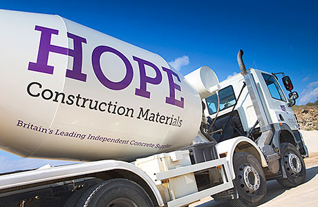 Breedon to snap up Hope for £336 million