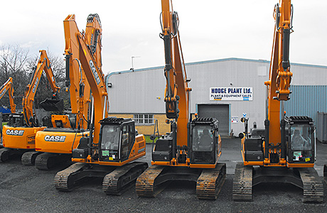 Hodge Plant moves to secure Case dealership