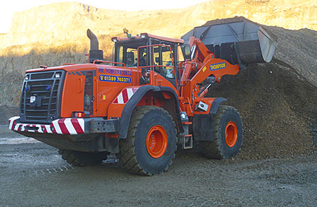 New Doosan machine is helping to take a load off