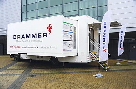 Brammer to sponsor Hillhead 2014