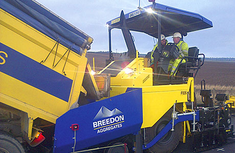 Breedon investment a real statement of intent