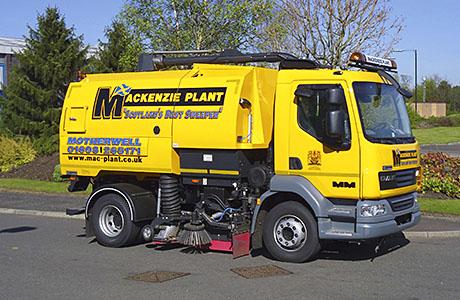 Mackenzie Plant to clean up