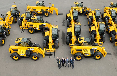 Major milestone for plant hire firm