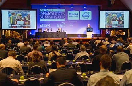 Demolition Summit programme announced