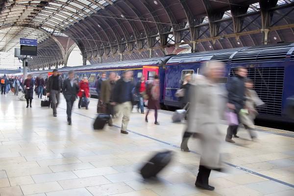 Network Rail's profits soar amid record investment