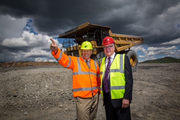 Hargreaves in jobs milestone as Scotland's coal industry continues recovery