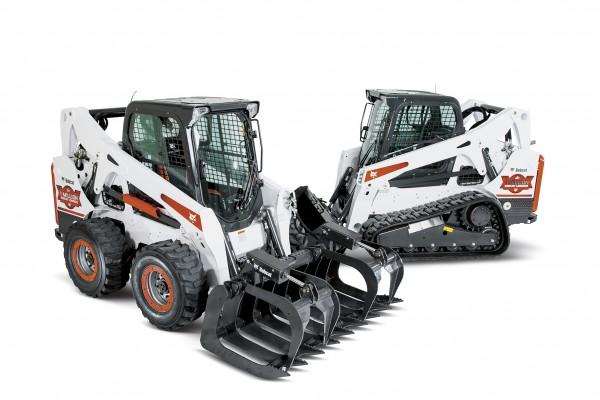 Bobcat celebrates one millionth compact loader