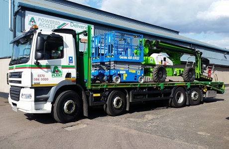 A-Plant in £15million access investment