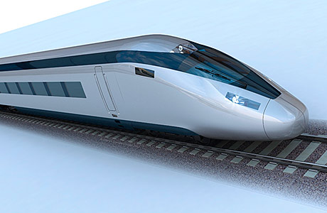 Glasgow firm at heart of HS2 project