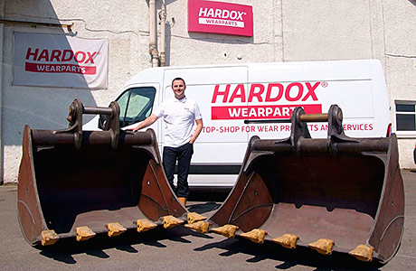 Honesty is best policy for Hardox Wearparts Stirling