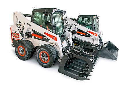 Bobcat loader is one in a million – quite literally!
