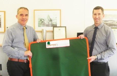 Seddons' green credentials recognised