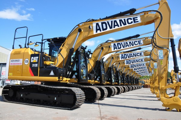 New excavators set to Advance firm's prospects