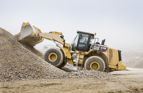Dumbarton firm buys first Cat 972M XE