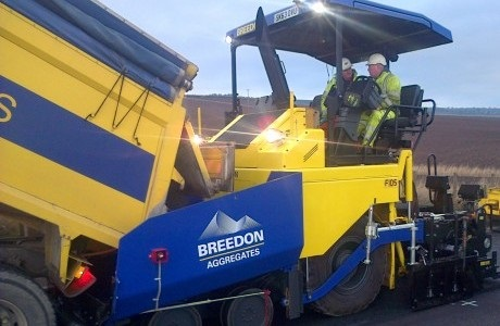 """Breedon Group sees 50% increase in profits after """"eventful"""" 2016"""