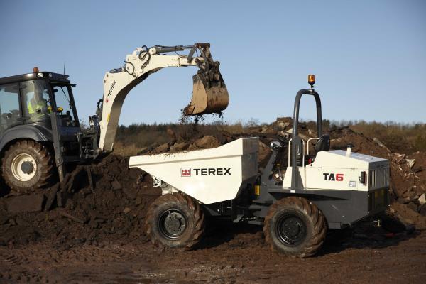 Terex distributor secures landmark dumper contract