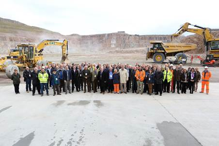 Coastal super quarry sees £30m investment in new facilities