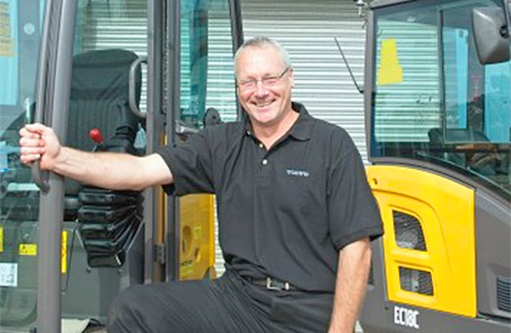 Inverness firm joins Volvo family