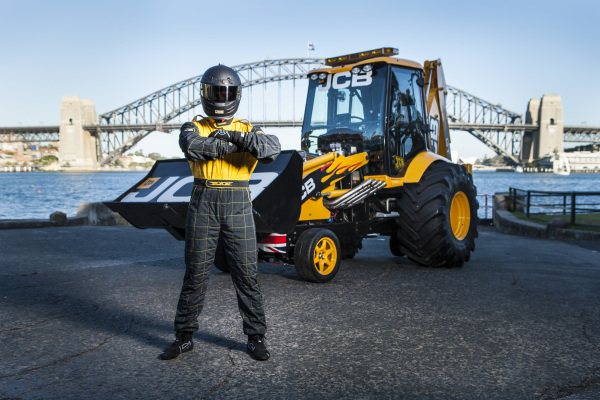 Fastest digger on earth revealed
