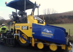 Breedon Cat AP500E 1