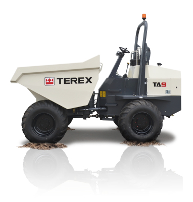 Next generation dumpers from Terex