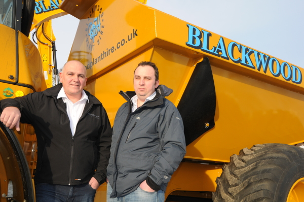 In the Black: hard work pays off for Stewarton hire firm