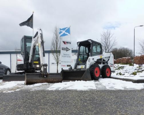MTS Group expands Bobcat rental services into Scotland