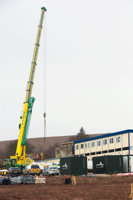 Greenwell secure head office contract for Aberdeen bypass
