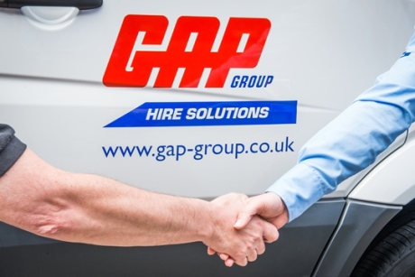 GAP Hire Solutions nominated for top award