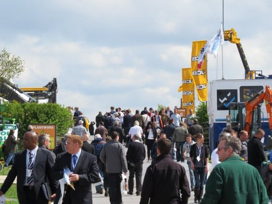 Over 90% of space sold at Plantworx exhibition 2015