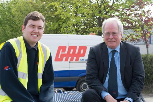 GAP celebrates Scottish Apprenticeship Week