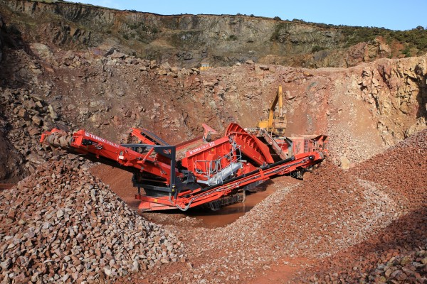 Terex Finlay launches 'versatile and adaptable' heavy duty screener