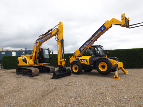"""Morris Leslie to sell 700 """"nearly new"""" machines"""