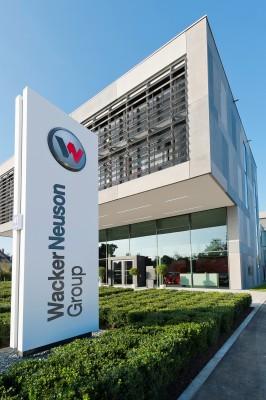 Record revenues for Wacker Neuson Group