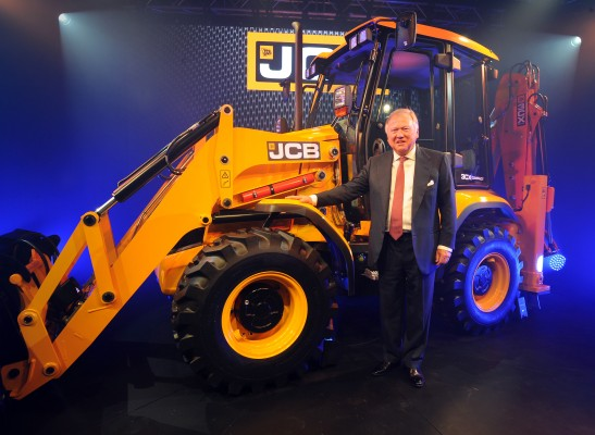 JCB launches compact version of digger that made the firm famous