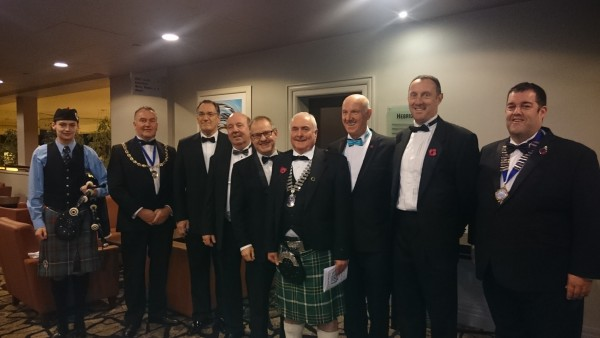 CMPE Glasgow branch marks 55 years
