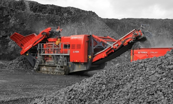 Terex Finlay launches 'game-changing' crusher
