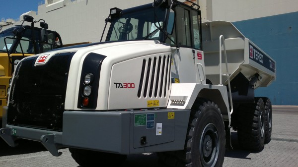 Terex Trucks appoints Babcock for southern African market