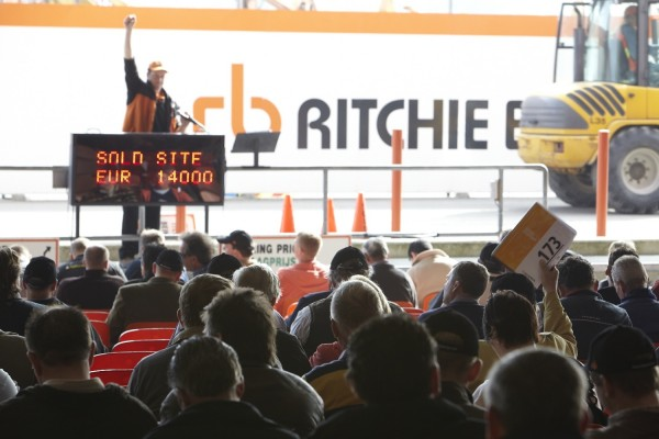 Ritchie Bros to hold Diggerland auction