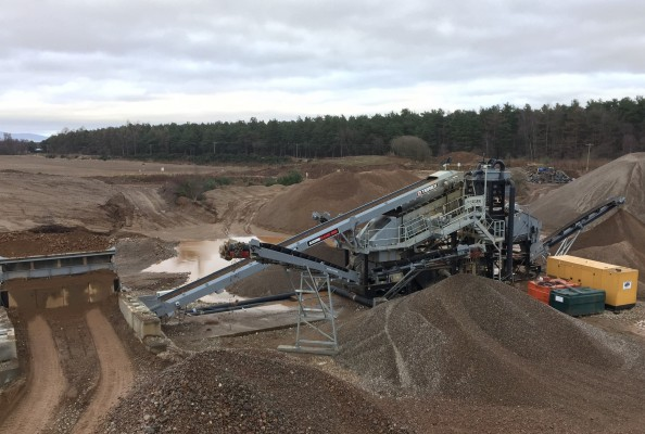 Versatile wash plant boosts Breedon quarry