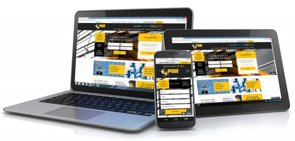 PSR site helps lift users to new heights