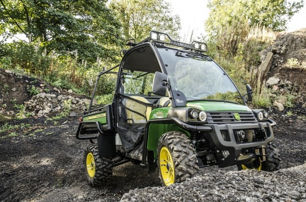 PSS adds all terrain vehicles for harshest conditions