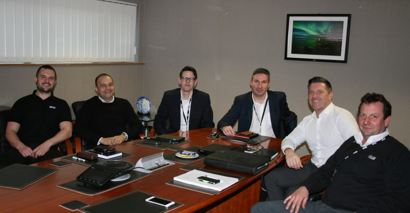 Miller makes new sales appointments