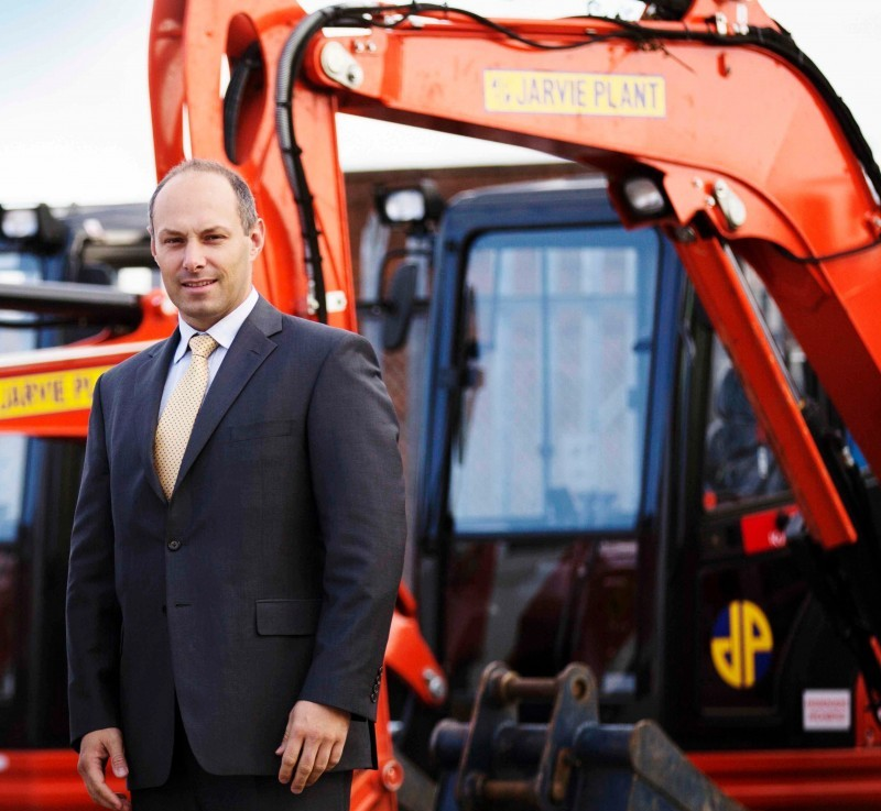 Jarvie's Dundee depot targets more local business