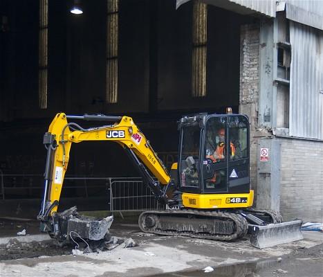 Landmark mini excavator order for West Lothian firm