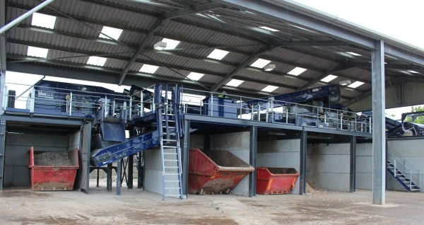 Bespoke system boosts North Ayrshire waste and recycling specialist